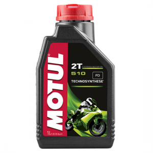 Моторное масло Motul 510 2T, Объем 1 л, ОЕМ-код 104028
