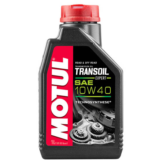 Трансмиссионное масло Motul Transoil Expert 10W40, Объем 1 л, ОЕМ-код 105895