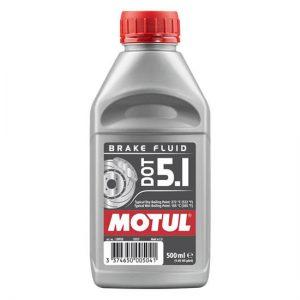 Тормозная жидкость Motul DOT 5.1 BF, Объем 500 мл, ОЕМ-код 100950