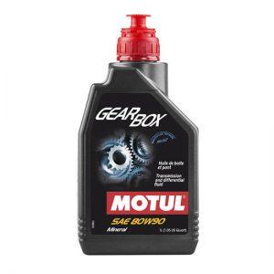 Трансмиссионное масло Motul Gearbox 80W90, Объем 1 л, ОЕМ-код 105787