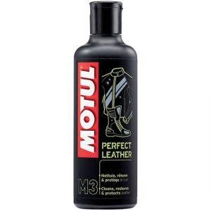 Очиститель для мотоэкипировки Motul Perfect Leather M3, Объем 250 мл, ОЕМ-код 102994