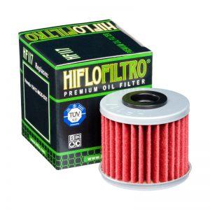 Масляный фильтр Hiflofiltro HF117