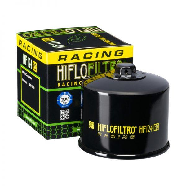 Масляный фильтр Hiflofiltro HF124RC
