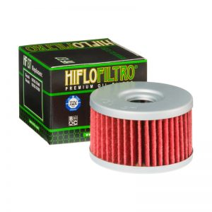Масляный фильтр Hiflofiltro HF137