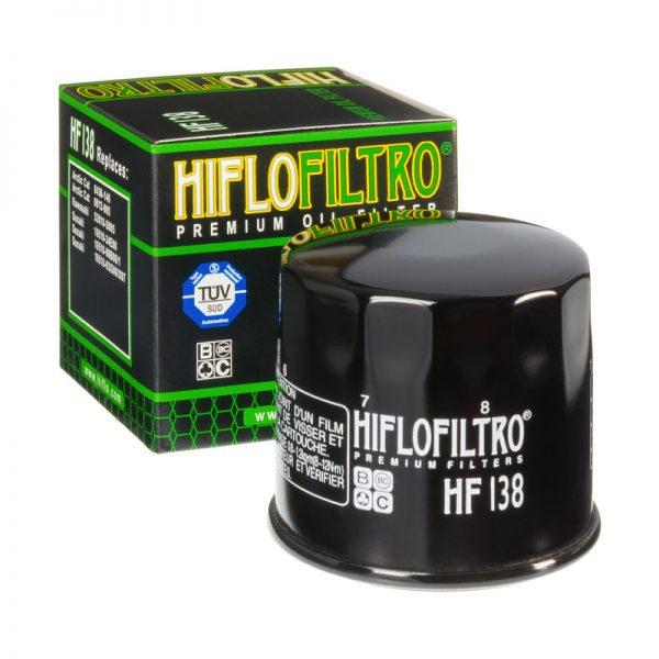 Масляный фильтр Hiflofiltro HF138