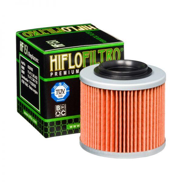 Масляный фильтр Hiflofiltro HF151