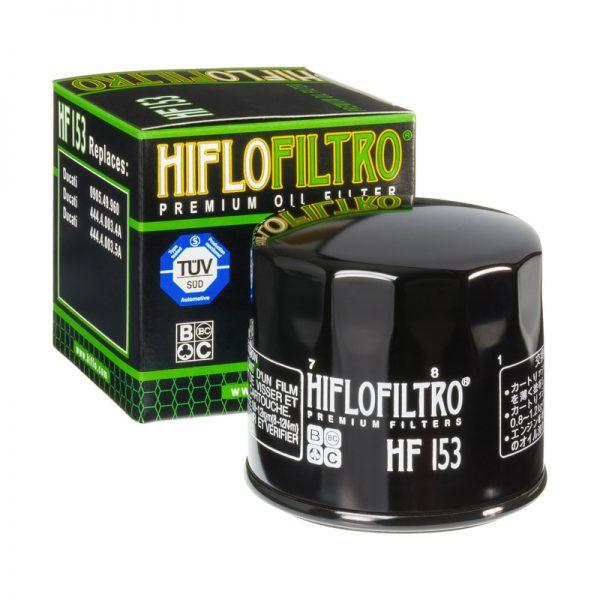 Масляный фильтр Hiflofiltro HF153