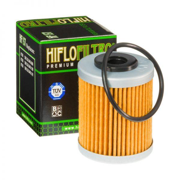 Масляный фильтр Hiflofiltro HF157