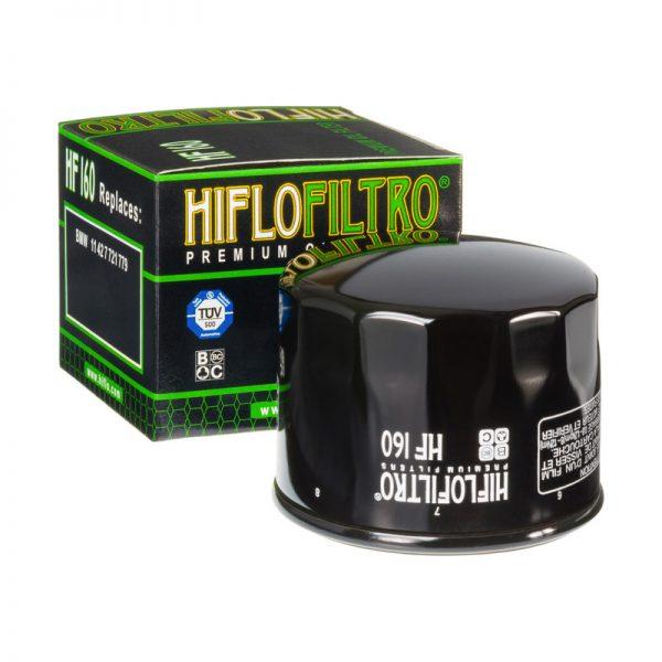 Масляный фильтр Hiflofiltro HF 160