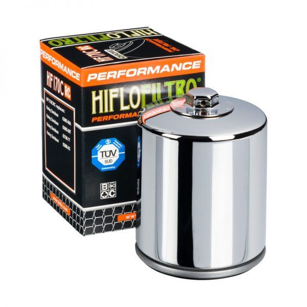 Масляный фильтр Hiflofiltro HF170CRC