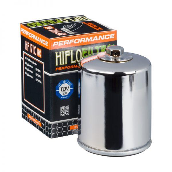Масляный фильтр Hiflofiltro HF171CRС