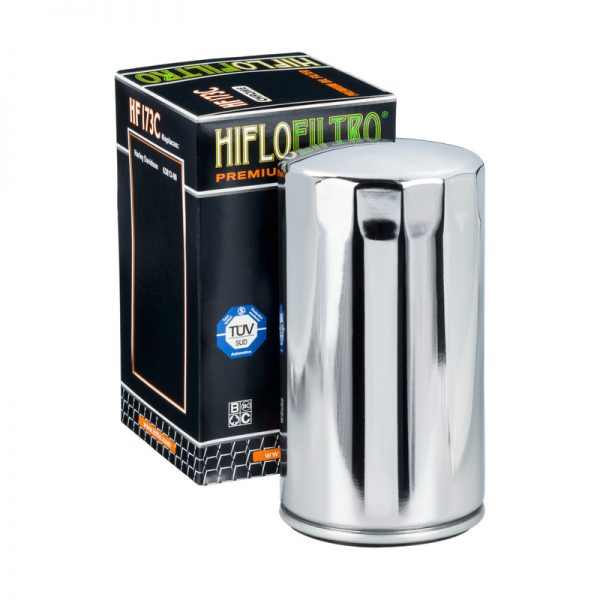 Масляный фильтр Hiflofiltro HF173С