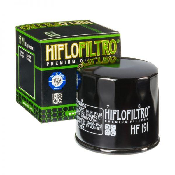 Масляный фильтр Hiflofiltro HF191