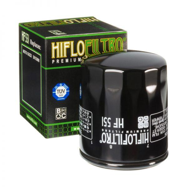 Масляный фильтр Hiflofiltro HF551