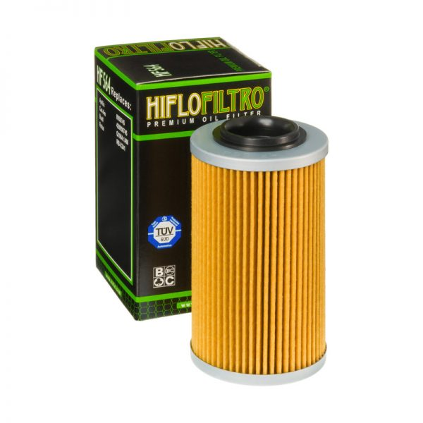 Масляный фильтр Hiflofiltro HF564