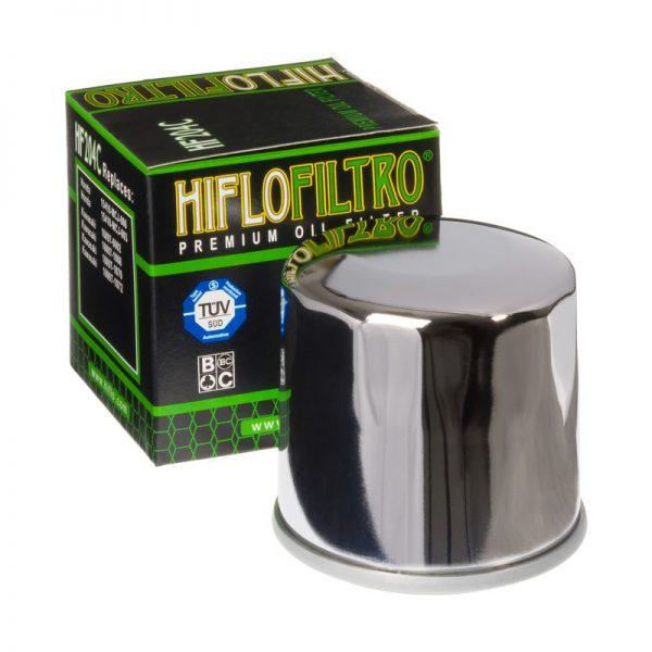 Масляный фильтр Hiflofiltro HF204С