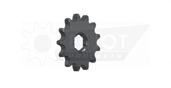 Передняя (ведущая звезда) Esjot 50-13011-13 под 420 цепь, (аналог JTF429.13) для мотоцикла Suzuki.