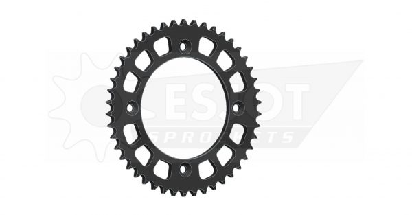 Задняя звезда Esjot 50-15203-46L (аналог JTR895.46) Ultralight Steel / black