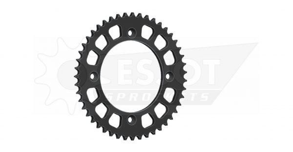 Задняя звезда Esjot 50-15203-47L (аналог JTR895.47) Ultralight Steel / black