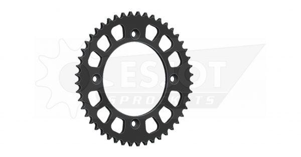 Задняя звезда Esjot 50-15203-48L (аналог JTR895.48) Ultralight Steel / black
