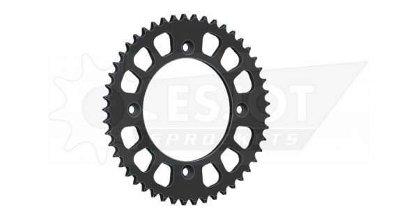 Задняя звезда Esjot 50-15203-49L (аналог JTR895.49) Ultralight Steel / black