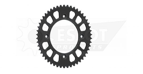 Задняя звезда Esjot 50-15203-50L (аналог JTR895.50) Ultralight Steel / black