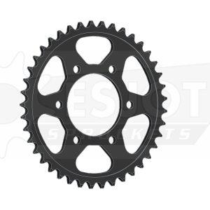 Ведомая звезда мотоцикла Kawasaki Задняя звезда Esjot 50-29018-41 (аналог JTR1489.41)