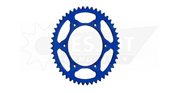 Задняя звезда Esjot 50-32001-48LB (аналог JTR245/2) Ultalight Steel / blue