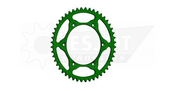 Задняя звезда Esjot 50-32024-48LG (аналог JTR460.48) Ultralight Steel / green