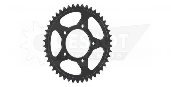 Звезды для мотоциклов Задняя звезда Esjot 50-32038-46 (аналог JTR823.46)