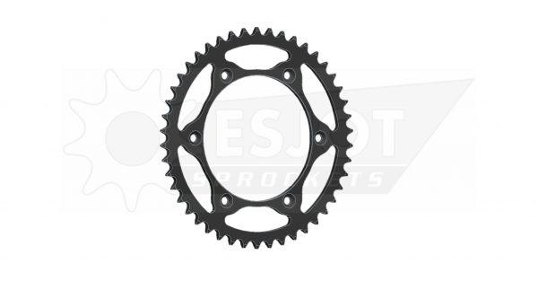 Задняя звезда Esjot 50-32043-46L (аналог JTR822.46) Ultralight Steel / black