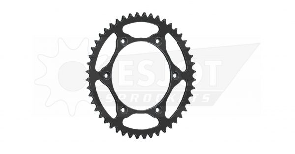 Задняя звезда Esjot 50-32043-48L (аналог JTR822.48) Ultralight Steel / black