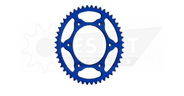 Задняя звезда Esjot 50-32065-48LB (аналог JTR897.48) Ultalight Steel / blue