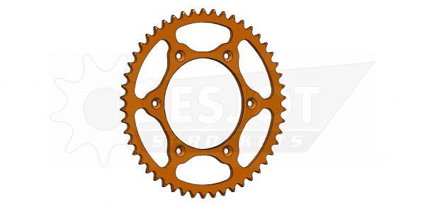 Задняя звезда Esjot 50-32065-50LO (аналог JTR897.50) Ultralight Steel / orange