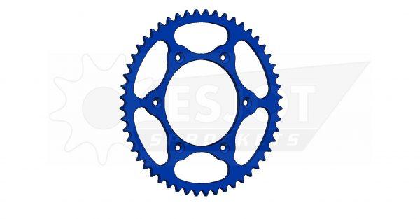 Задняя звезда Esjot 50-32065-52LB (аналог JTR897.52) Ultalight Steel / blue