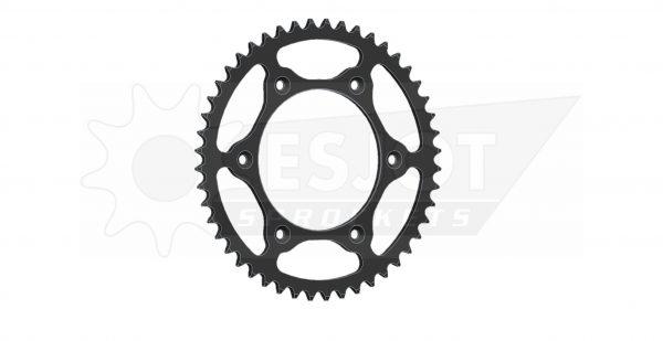 Задняя звезда Esjot 50-32246-48L Ultralight Steel / black