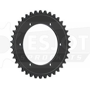 Задняя звезда Esjot 50-35029-38 (аналог JTR862.38)