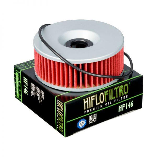 Масляный фильтр Hiflofiltro HF146