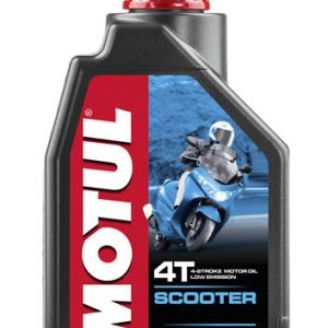 Моторное масло MOTUL Scooter 4T MB 10W40 (1 л.)