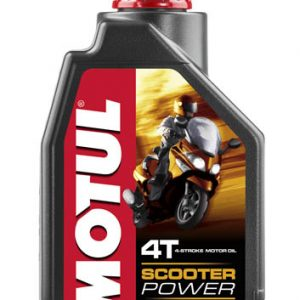 Моторное масло MOTUL Scooter Power 4T MA 5W40 (1 л.)