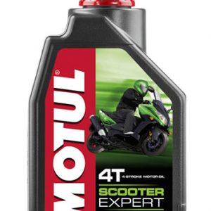Моторное масло MOTUL Scooter Expert 4T MA 10W40 (1 л.)