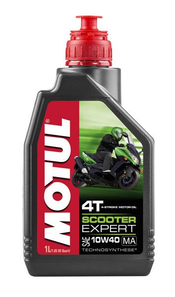 Моторное масло MOTUL Scooter Expert 4T MA 10W40 (1 л.)