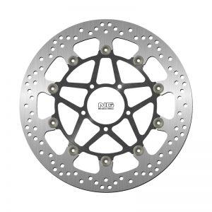 Передний тормозной диск для мото DUCATI MULTISTRADA 1200 NG BRAKE 1722G