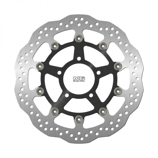 Передний тормозной диск для мото TRIUMPH SPEED TRIPLE 955 NG BRAKE 1754XG