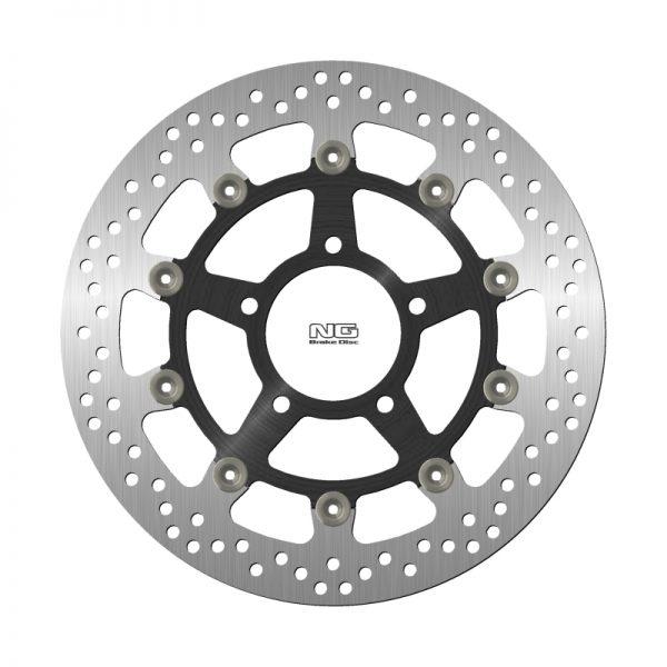 Передний тормозной диск для мото TRIUMPH SPEED FOUR 600 NG BRAKE 1755G
