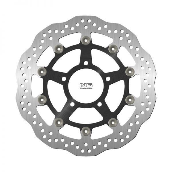 Передний тормозной диск для мото TRIUMPH DAYTONA 600 NG BRAKE 1755XG