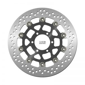 Передний тормозной диск для мото YAMAHA TZ 250 NG BRAKE 1758G