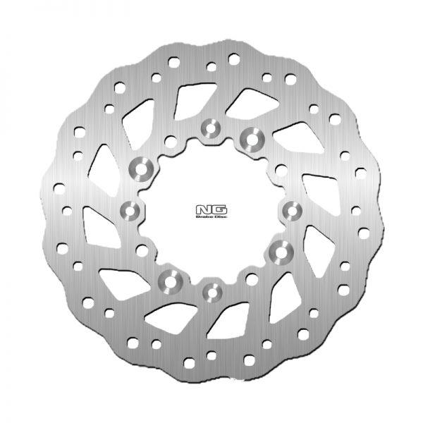Передний тормозной диск для мото SUZUKI DR 250 NG BRAKE 1761X
