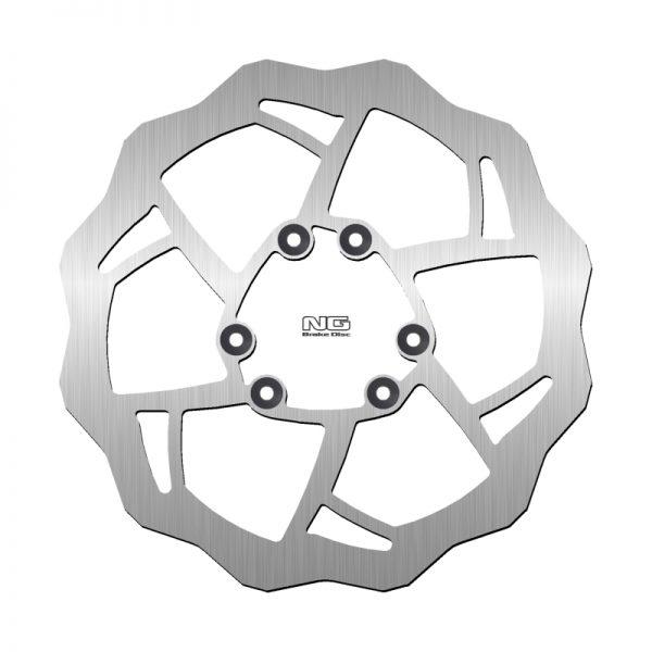 Передний тормозной диск для мото TM RACING CC 300 NG BRAKE 1763X