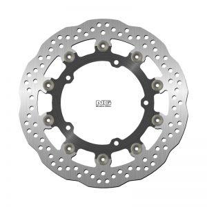 Передний тормозной диск для мото YAMAHA XSR 900 NG BRAKE 1786XG